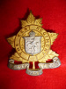 M46 - The Kent Regiment Officer's KC Cap Badge